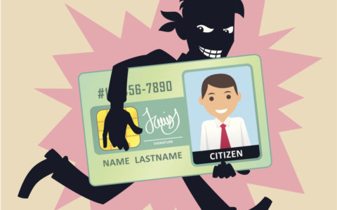 Top Five Ways Your Identity Can Be Stolen