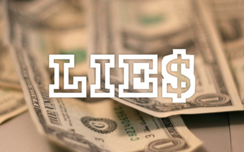 Don't Believe These Colossal Lies About Your Finances