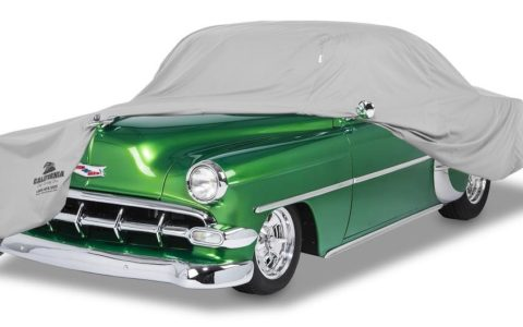 Give Your Car Comprehensive Protection With Classic Car Covers