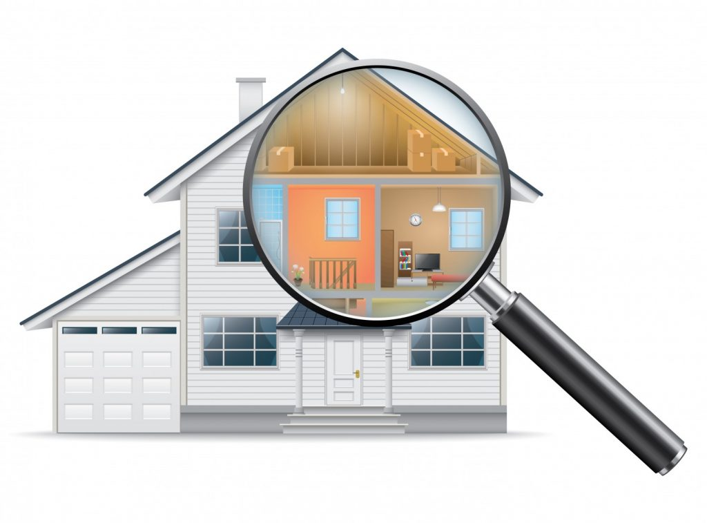 Image result for inspection of property