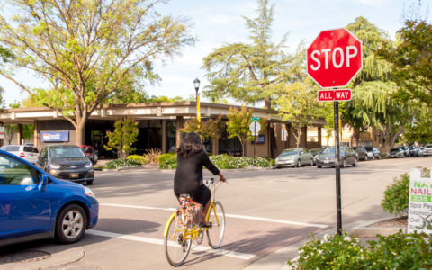 Do Bicycles Have to Stop at Stop Signs In California?