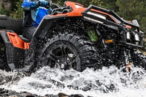 Types of ATV Tires Explained